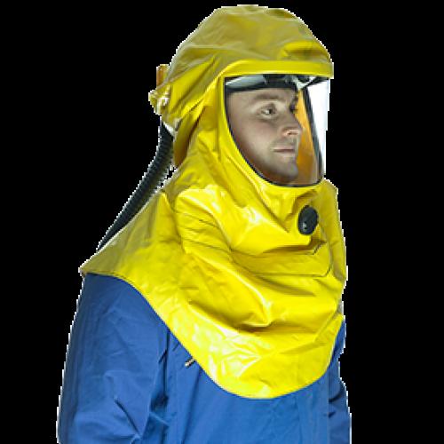Scott T25 Chemical Resistant Full Hood Headtop