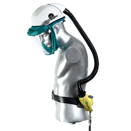 Scott T5 Helmet & Visor