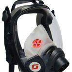 Scott VISION RFF1000 Negative Pressure Full Face Respirator