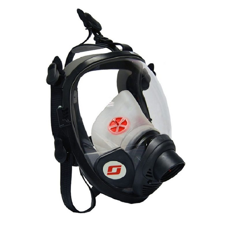 3M Scott VISION 2 RFF1000 Medium-Large Negative Pressure Full Face Respirator