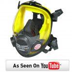 Scott VISION RFF4000 Negative Pressure Full Face Respirator