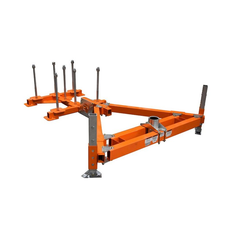 Tuff Built Counterweight Davit System Base