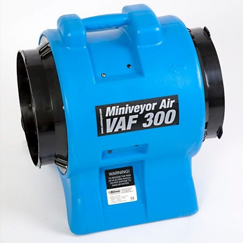 Miniveyor Air VAF-300 230V Portable Ventilator