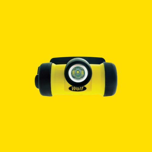 Wolf Safety ATEX LED HT-400 Head Torch
