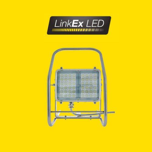 Wolf Safety ATEX LINKEX WF-300 LED FLOODLITE Flood Lamps