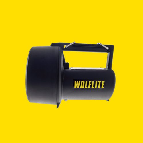 Wolf Safety ATEX WOLFLITE H-251A LED Rechargeable Hand Lamp