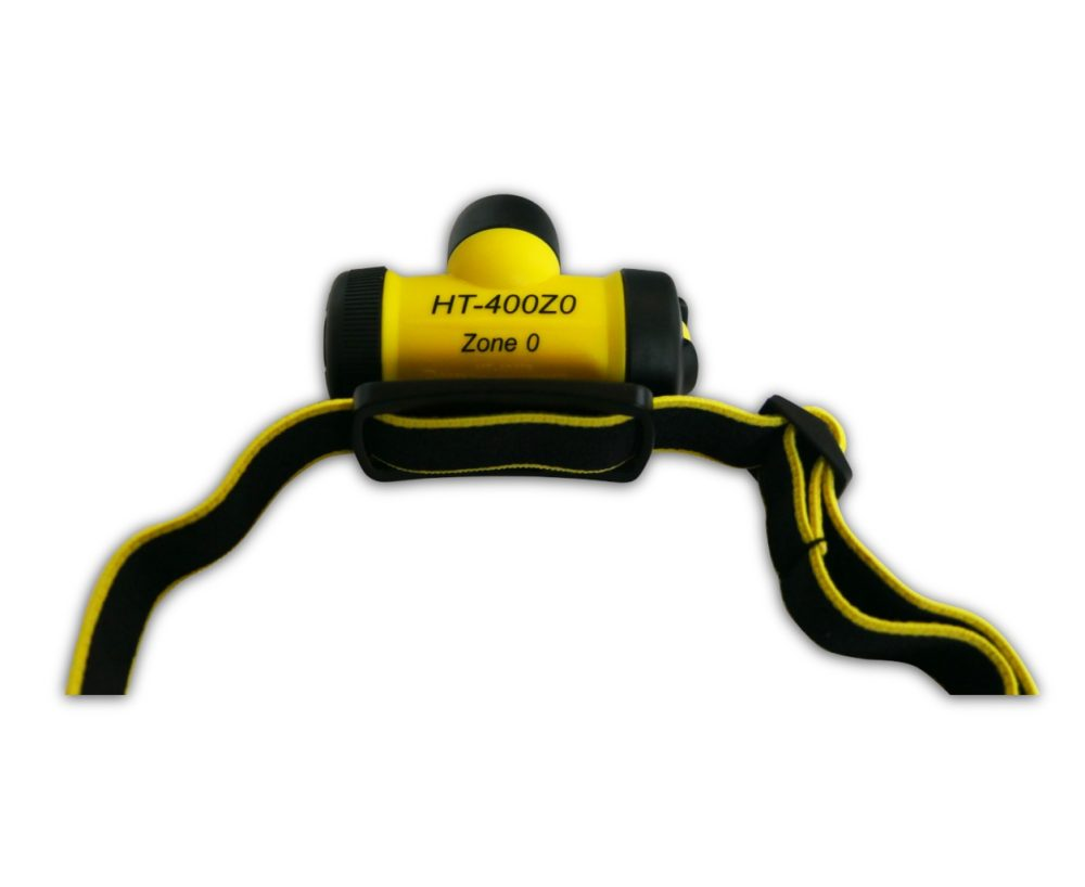 Wolf Safety HT-400Z0 ATEX LED Head Torch