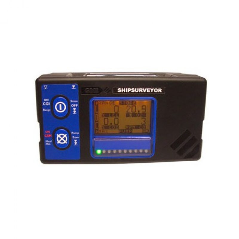 GMI 48028 Shipsurveyor Gas Detector