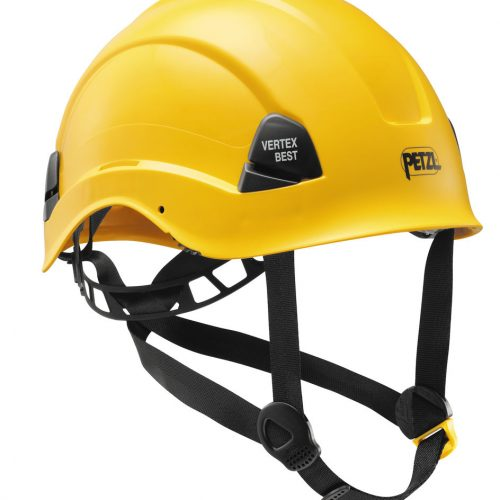 Petzl VERTEX BEST Comfortable helmet for work at height and rescue