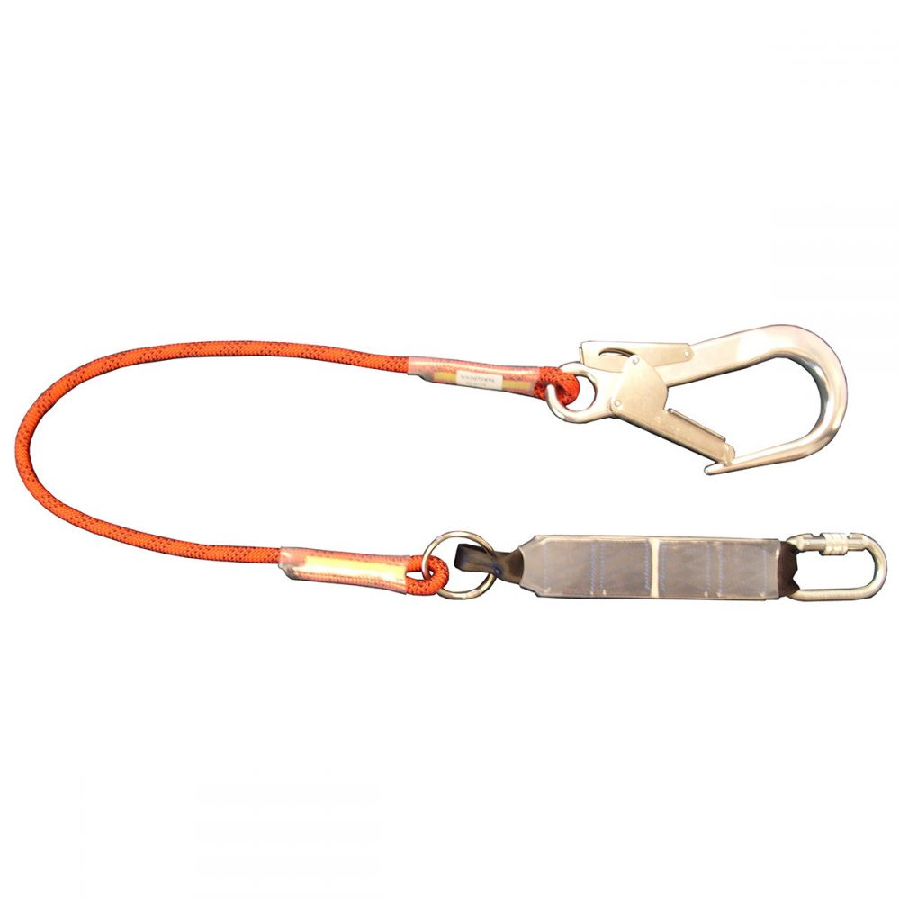 Abtech ABSRL15SH Rope Shock Absorbing Lanyard