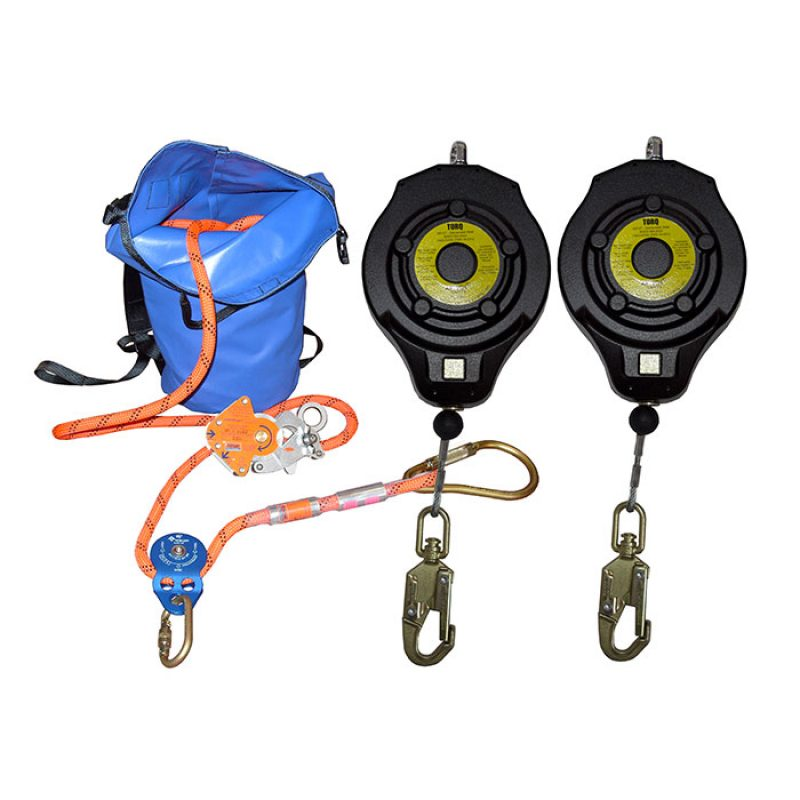 Abtech HONOR-T Temporary Horizontal Lifeline Kit