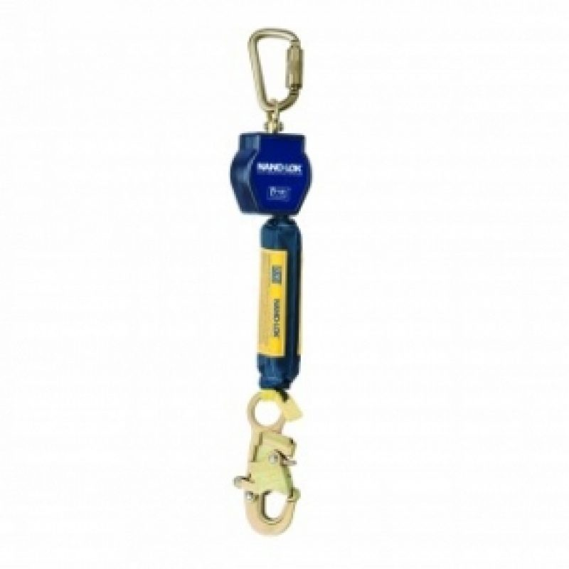 DBI-SALA Nano-Lok 3101265 Self Retractable Webbing Lanyard