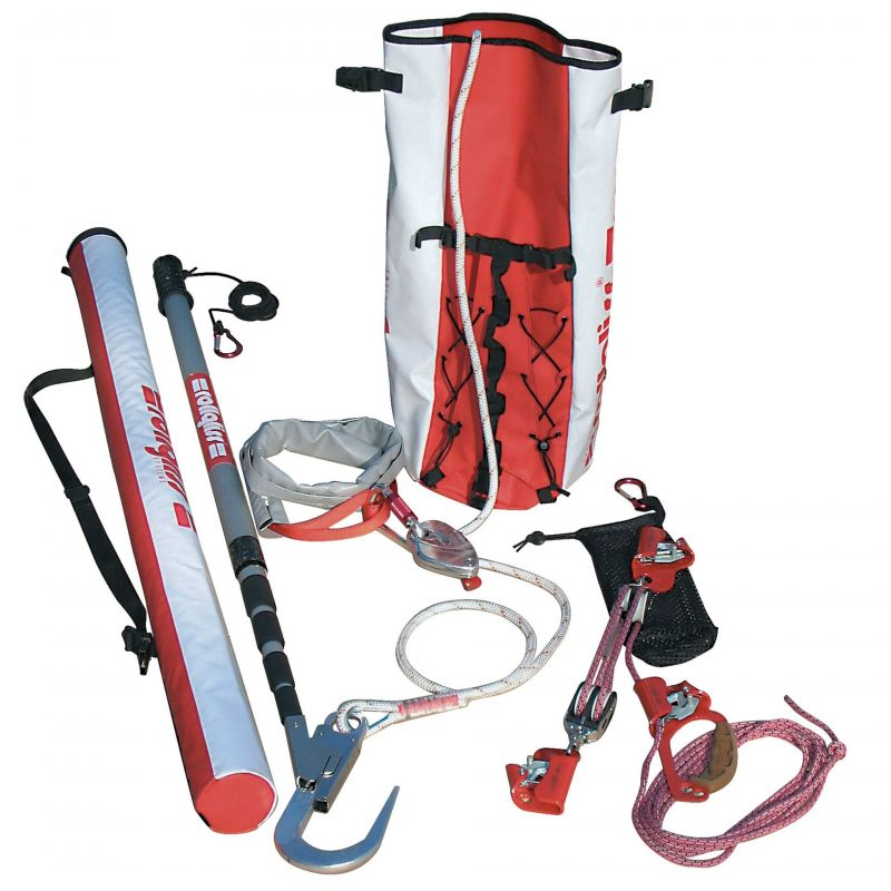 DBI-SALA Rollgliss R250 AG2501010 10M Pole Rescue Kit