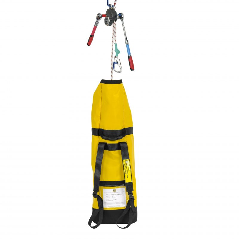 P+P LIFTEVAC-2K 50M Descender Rescue System