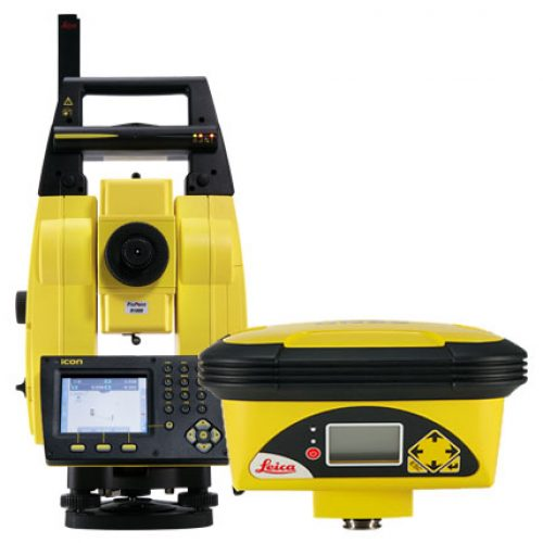 Construction Total Stations and GNSS