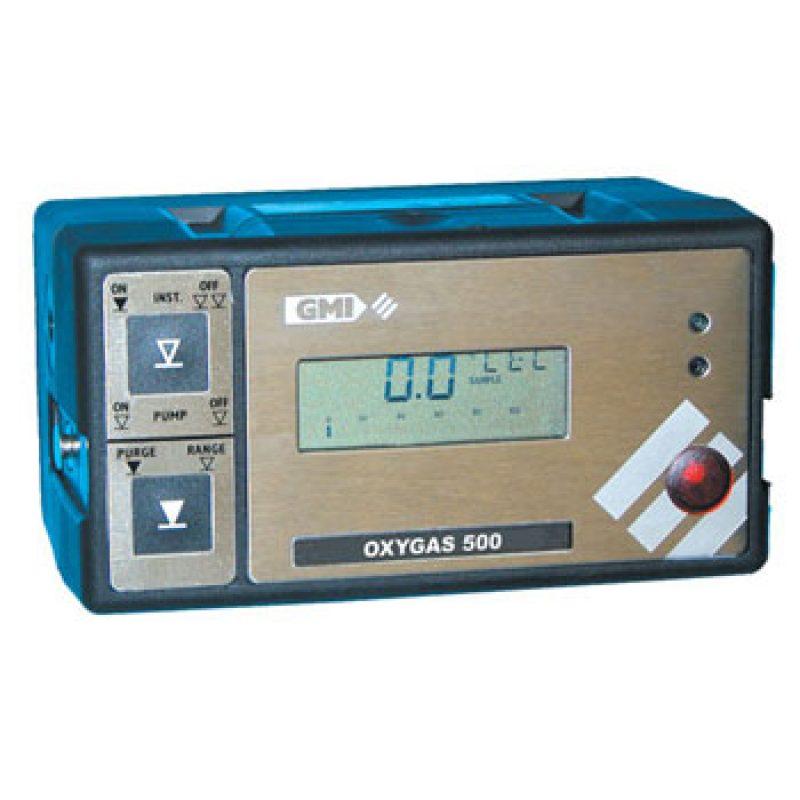 GMI Oxygas 500 Portable Gas Leak Detector
