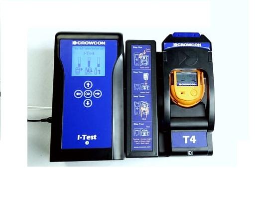 Crowcon T4 I-Test Calibration Dock