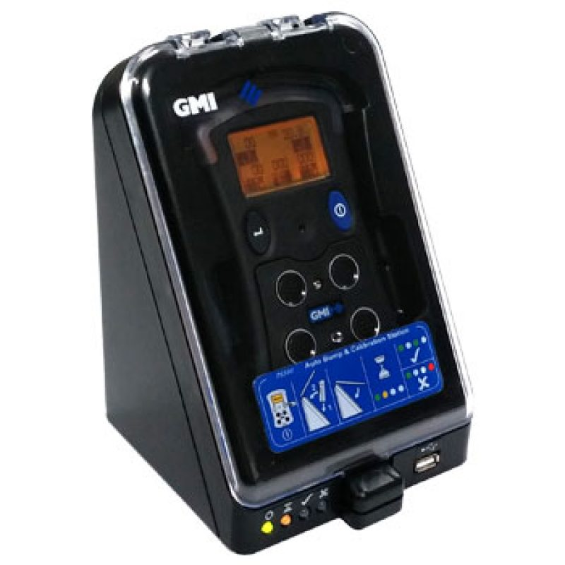 3M GMI ABC PS500 Bump Test Calibration Dock