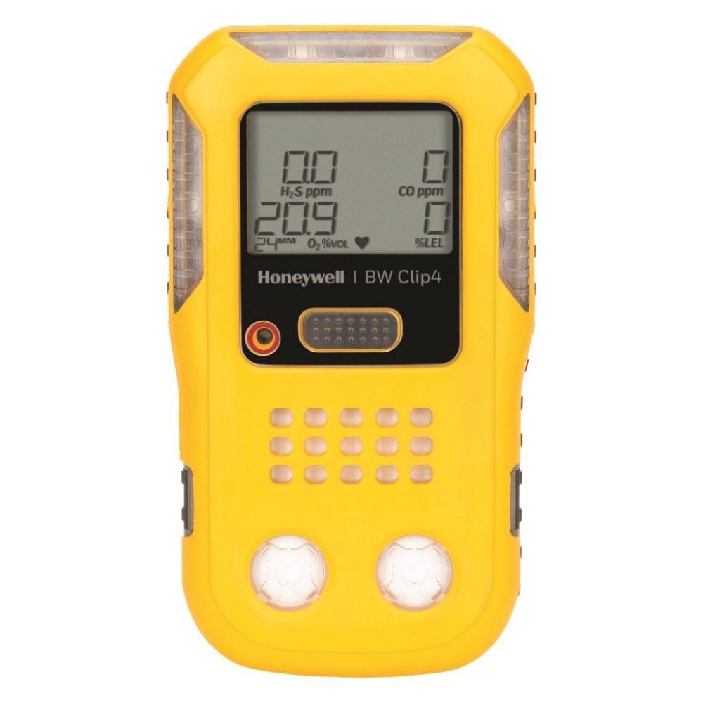 Honeywell BW Clip4 Gas Detector