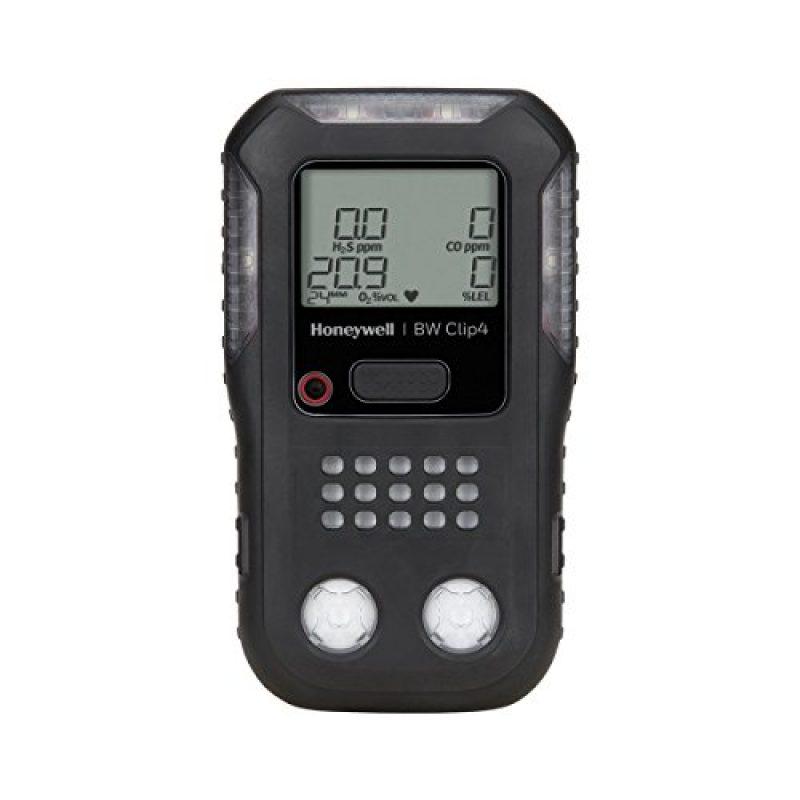 BW Clip4 Multi Gas Detector-Black