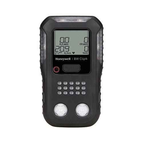 Honeywell BW Clip4 Multi Gas Detector-Black