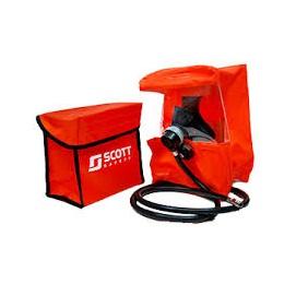 3M Scott Rescue Kit Constant Flow Rescue Hood