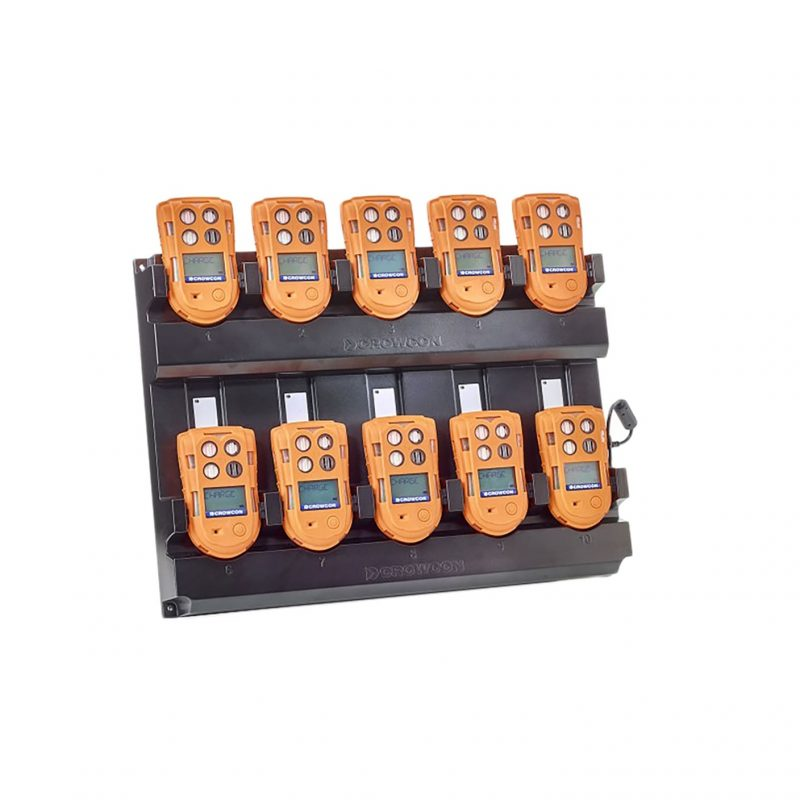 Crowcon T4 Bank Charger