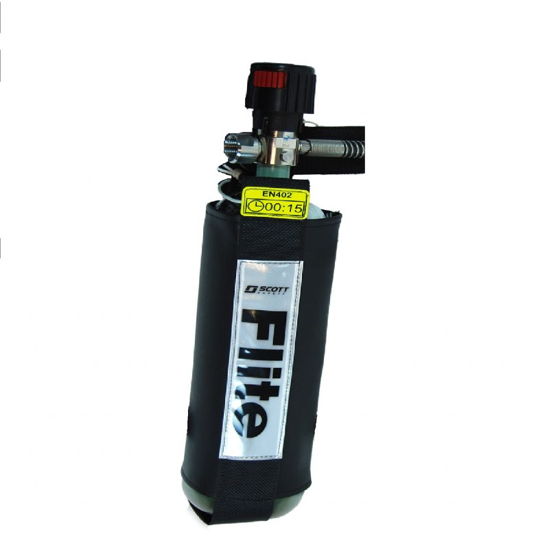 3M Scott CYL-FLITE-15-COV Emergency Escape Cylinder