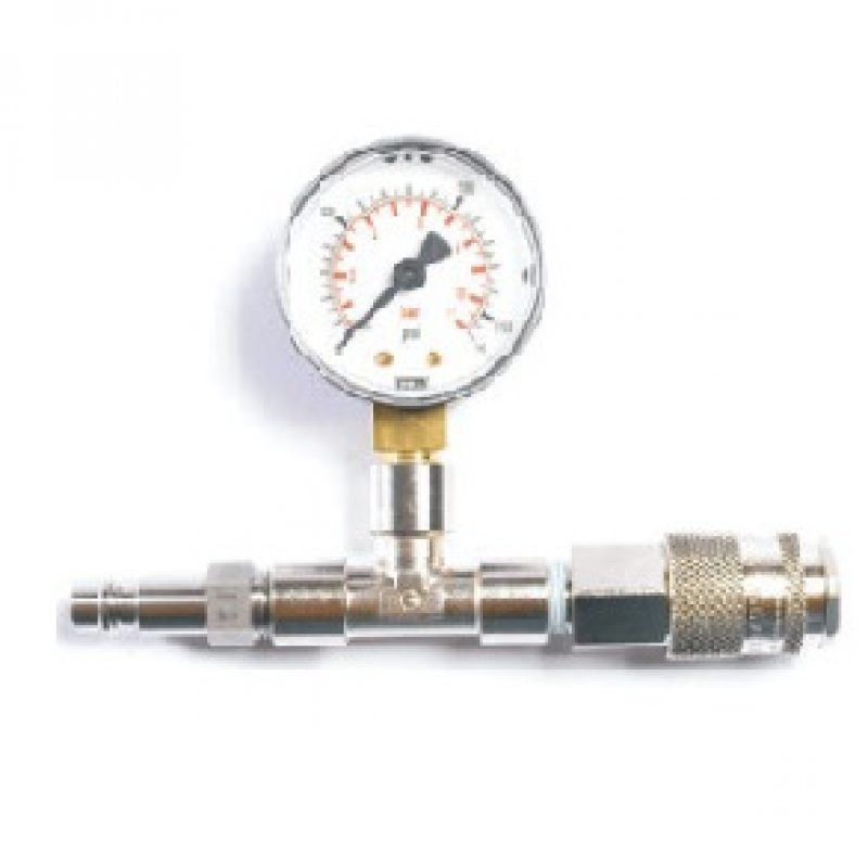 3M Scott Medium Pressure Gauge