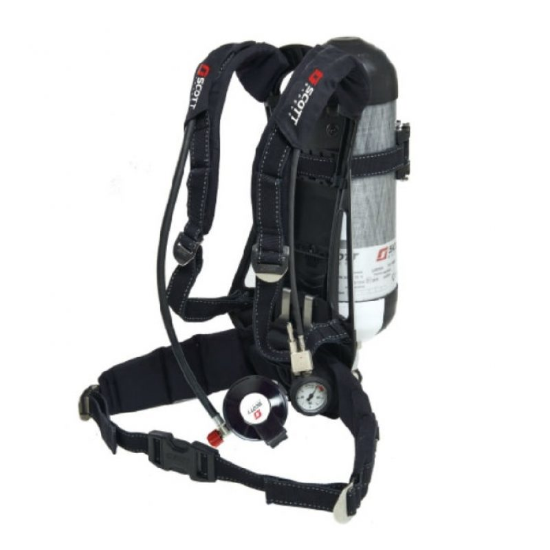 3M Scott ProPak-fx-EZ-Flo V2 Type2 Self Contained Breathing Apparatus