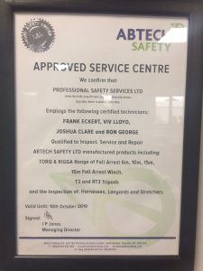 Abtech Authorised Service Centre