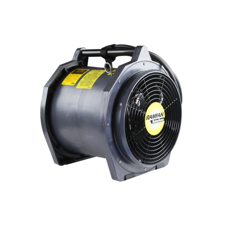 Wolf Safety VF-EEi75 ATEX 30cm Portable Ventilator