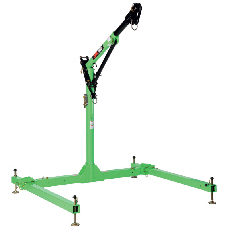 3M DBI-SALA 5 Piece Long Reach High Capacity Davit