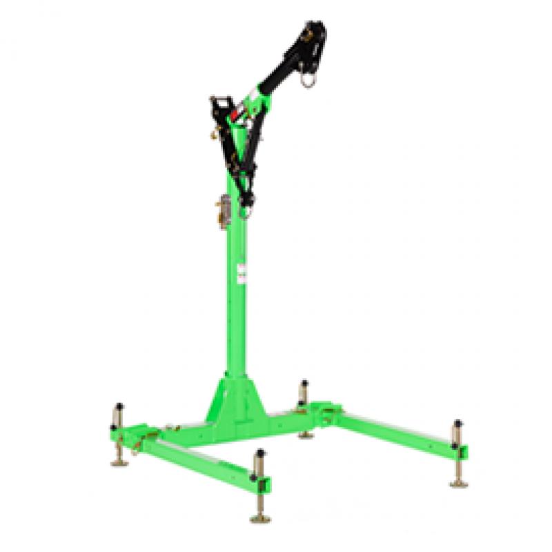 3M DBI-SALA 5 Piece Short Reach High Capacity Davit
