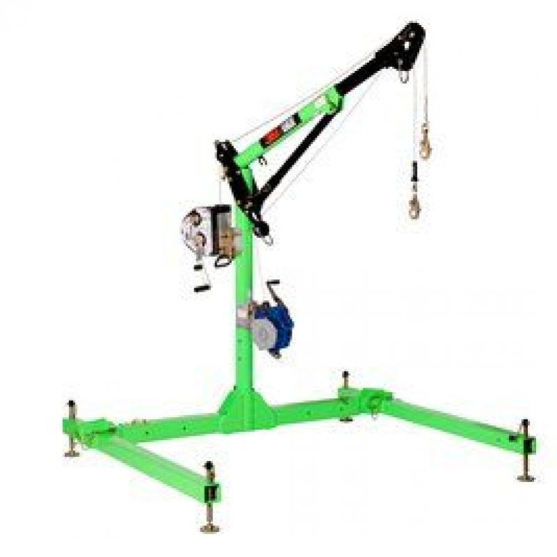 3M DBI-SALA 5 Piece Long Reach High Capacity Davit Kit