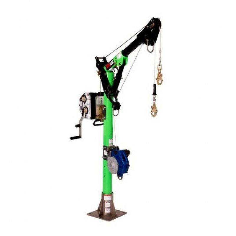 Hire 3M DBI-SALA Advanced Floor Mount Short Reach Davit (per week)