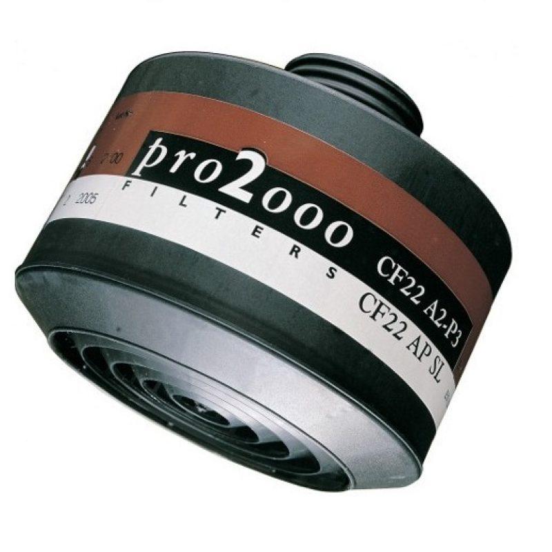 3M Scott CF22 A2P3 Pro2000 Combination Filter