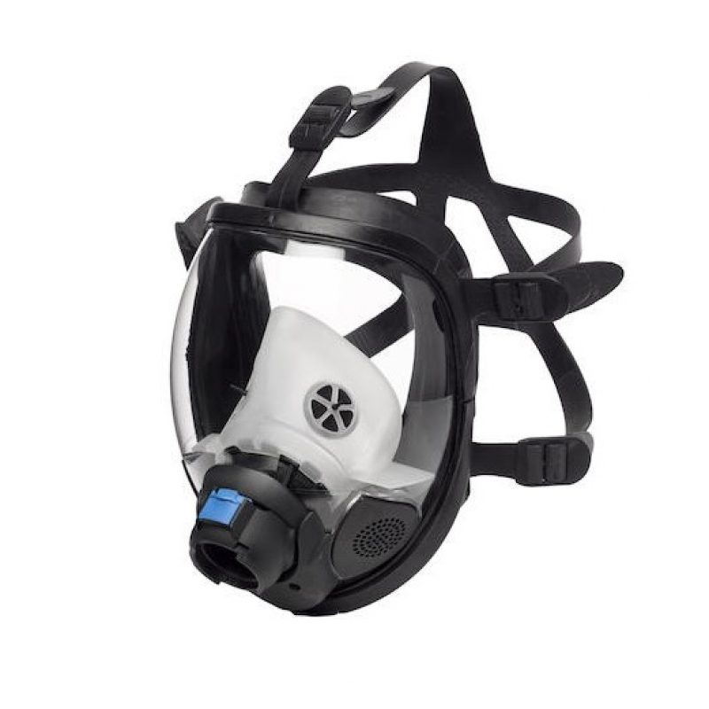 3M Scott Vision AMS Small Positive-Negative Pressure Facemask