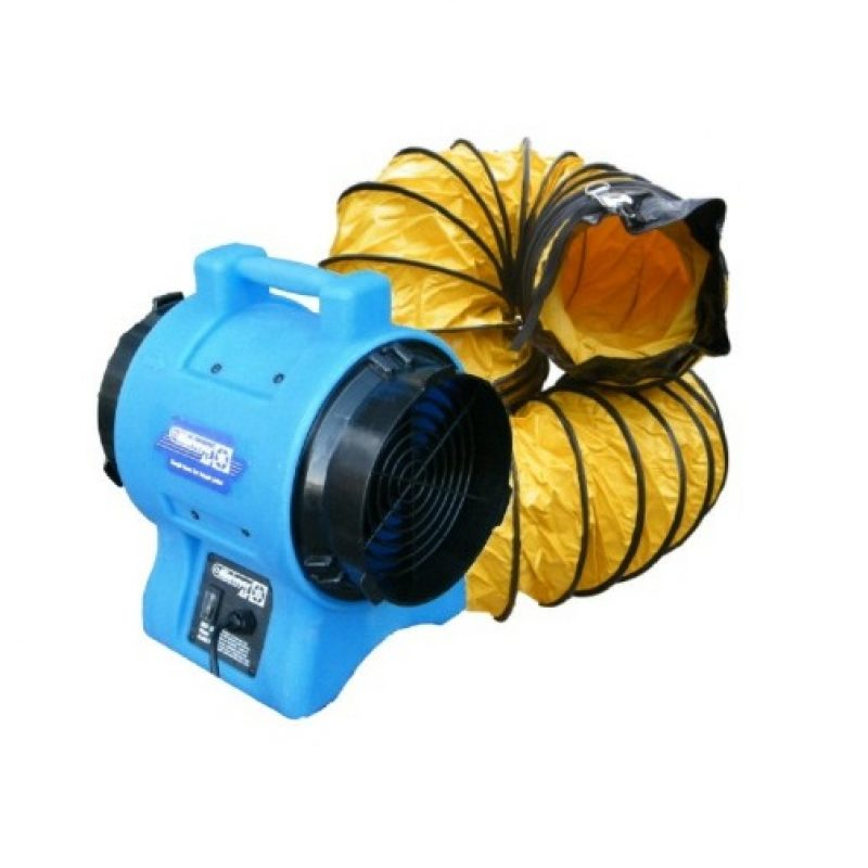 Miniveyor Air VAF-200 230V Portable Ventilator Kit