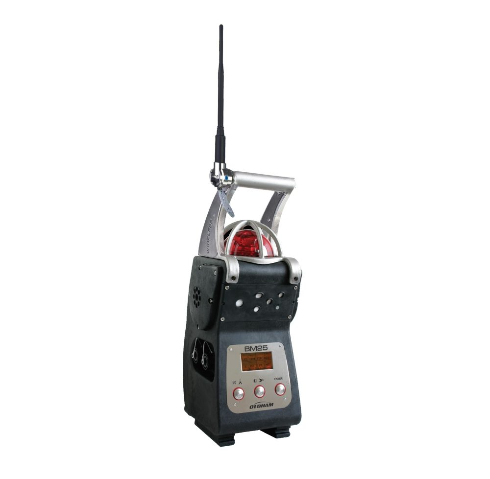 Teledyne Oldham BM25 Pumped Wireless Area Gas Detector