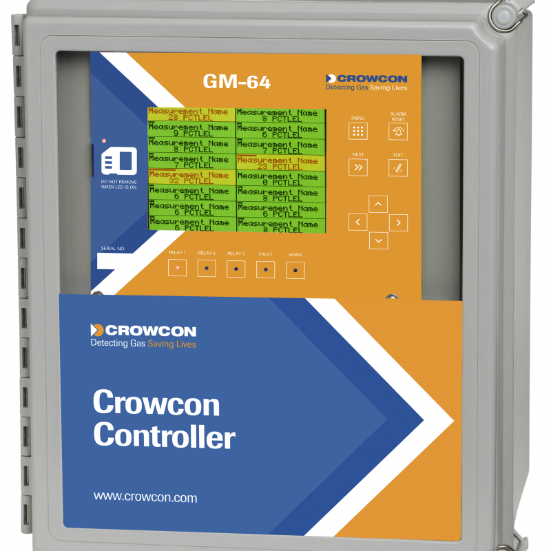 Crowcon Addressable Controllers