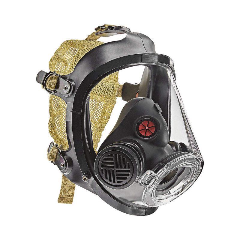 3M Scott AV3000HT EZ-Flo Small Kevlar Positive Pressure Facemask