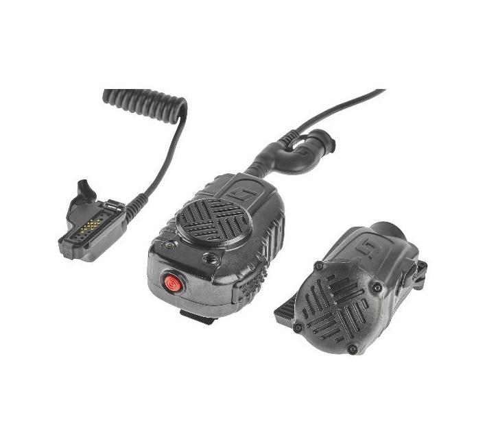 3M Scott EPIC 3 Motorola Bluetooth Lapel Speaker Microphone