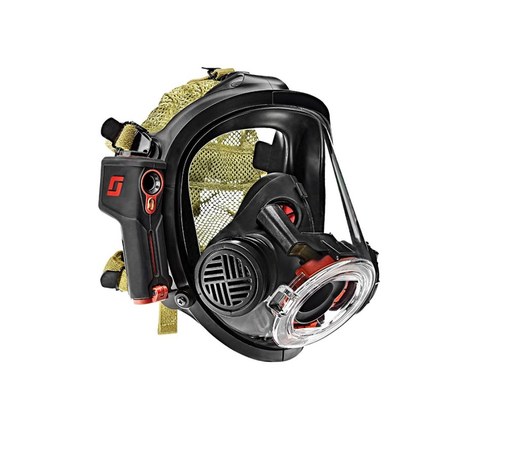 3M Scott Sight AV3000HT L ECB In-mask Thermal Image Combination