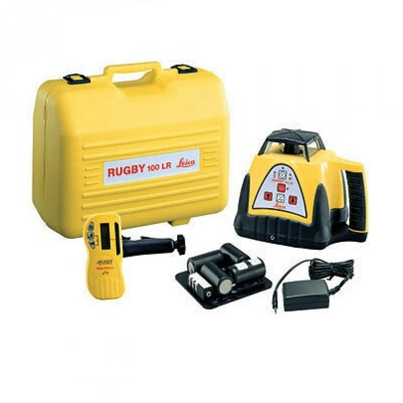 Hire Leica Rugby 100 Construction Laser Level (per week)