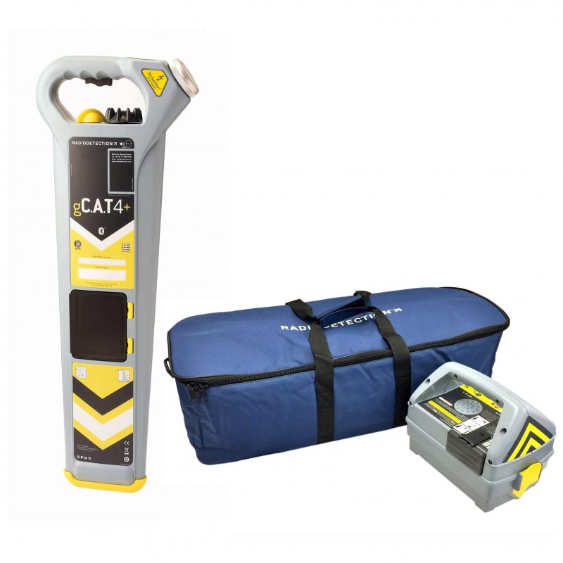 Hire Radiodetection gCAT4 Cable Avoidance Tool Kit (per week)