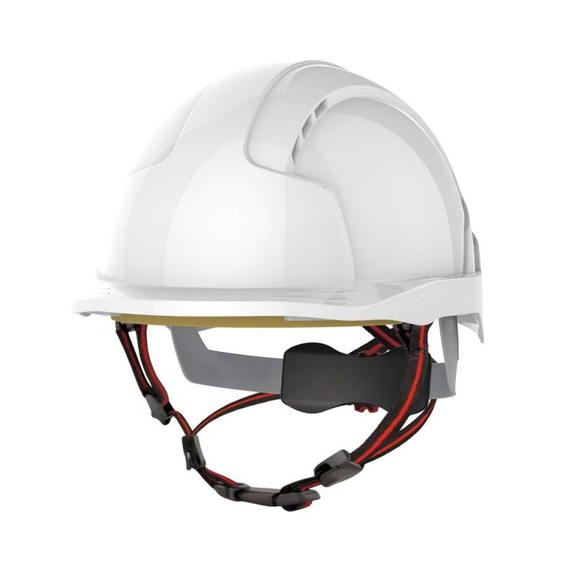 JSP EVOLite Skyworker Working at Height Helmet White