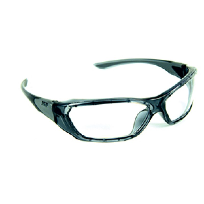 JSP Forceflex 3000 Flexible Safety Spectacles - Clear HC Lens