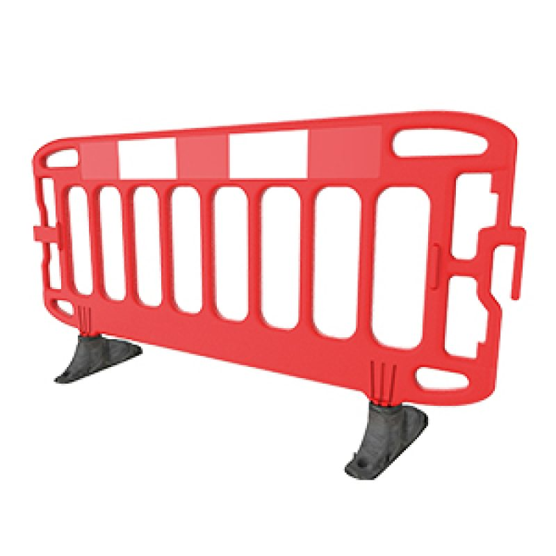 JSP Navigator 2M Blow Moulded Barrier - Red