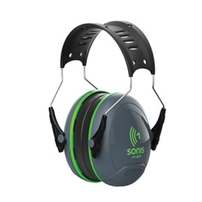 JSP Sonis 1 Adjustable Ear Defenders 27db SNR